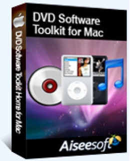Aiseesoft DVD Software Toolkit for Mac