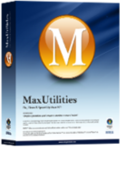 Max Utilities Pro - 3 PCs / 1 Year