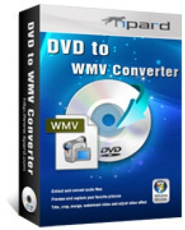 Tipard DVD to WMV Converter
