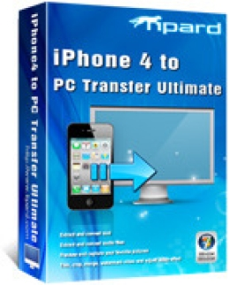 Tipard iPhone 4 to PC Transfer Ultimate