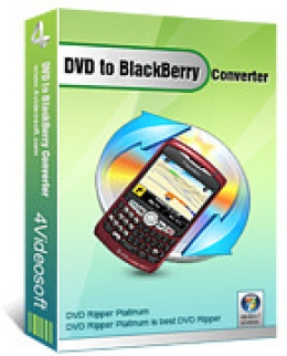 4Videosoft DVD to BlackBerry Converter