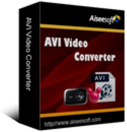 Aiseesoft AVI Video Converter
