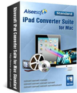 Aiseesoft iPad Converter Suite for Mac discount