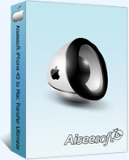 Aiseesoft iPhone 4S to Mac Transfer Ultimate