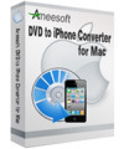 Aneesoft DVD to iPhone Converter for Mac