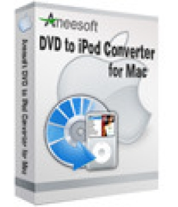 Aneesoft DVD to iPod Converter for Mac