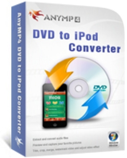 AnyMP4 DVD to iPod Converter
