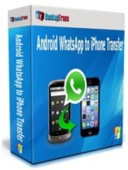 Backuptrans Android WhatsApp to iPhone Transfer (Business Edition)