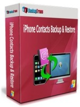 Backuptrans iPhone Contacts Backup & Restore (Business Edition)