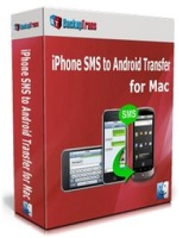Backuptrans iPhone SMS to Android Transfer for Mac (Personal Edition)