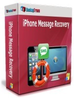 Backuptrans iPhone SMS/MMS/iMessage Transfer (Family Edition)