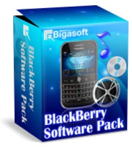 Bigasoft BlackBerry Software Pack