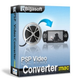 Bigasoft PSP Video Converter for Mac