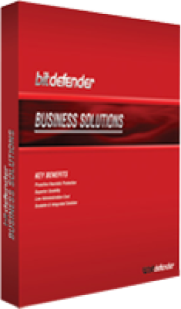 BitDefender Client Security 3 Years 25 PCs
