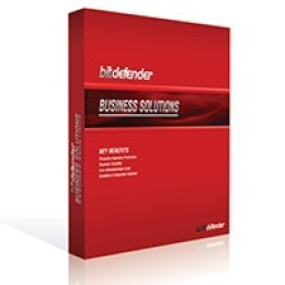 BitDefender Corporate Security 1 Year 100 PCs