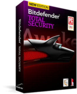 Bitdefender Total Security 2014 10-PC 3-Years
