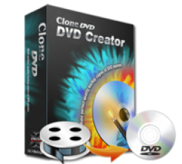 CloneDVD DVD Creator 2 years/1 PC