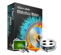 CloneDVD Slideshow Maker 2 years/1 PC