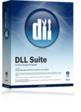 DLL Suite : 5 PC-license + (Registry Cleaner & Data Recovery & Anti-Virus)