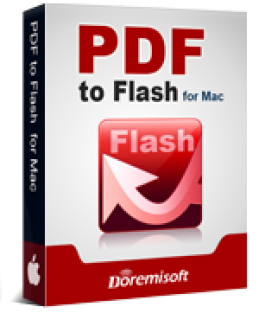 Doremisoft Mac PDF to Flash Converter