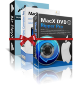 MacX Holiday Gift Pack Voucher