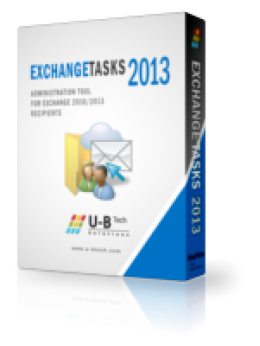 Reporting Module for Exchange Tasks 2013