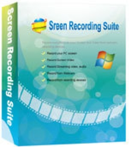 Screen Recording Suite Personal License