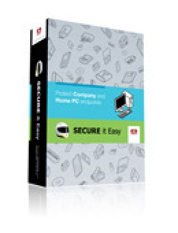 Secure it Easy Small Office Package (for 3 PCs)