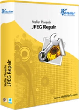 Stellar Phoenix JPEG Repair for Mac