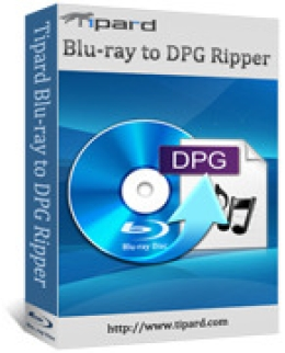 Tipard Blu-ray to DPG Ripper