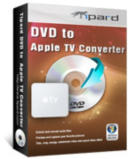Tipard DVD to Apple TV Converter