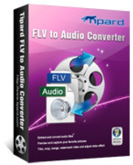 Tipard FLV to Audio Converter