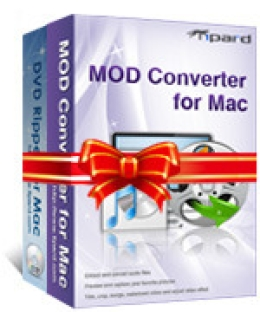 Tipard Mod Converter Mate for Mac