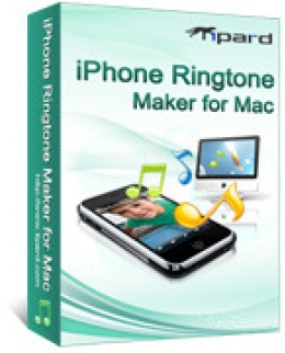 Tipard iPhone Ringtone Maker for Mac