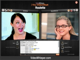 Voucher for Video Chat Roulette Monthly Rental with Premium1 Hosting