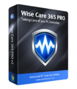 Wise Care 365 Pro (1 year license / 1 PC)