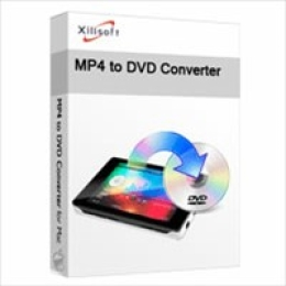 Xilisoft MP4 to DVD Converter for Mac