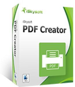 iSkysoft PDF Creator for Mac Voucher Codes, Discount Code