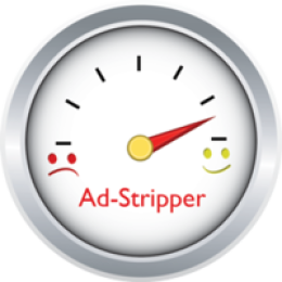 Ad-Stripper (12 Months Subscription)