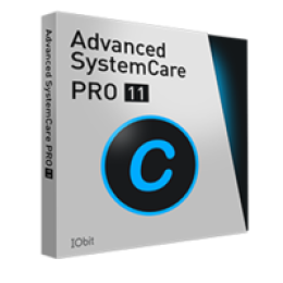Advanced SystemCare 11 PRO (3 PCs with EBOOK)