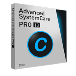 Special 15% Voucher Code for Advanced SystemCare 13 PRO (1 Year 3 PCs)- Exclusive