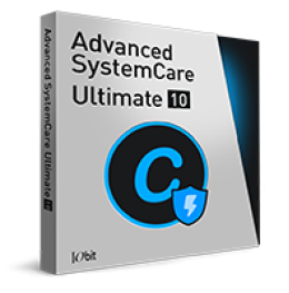 Advanced SystemCare Ultimate 10 mit Geschenkpaket-SD+PF- Deutsch