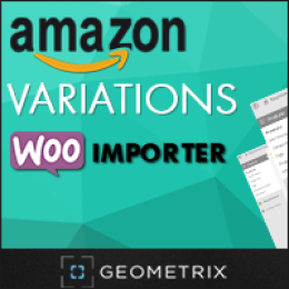 Amazon Variations WooImporter. Add-on for WooImporter.