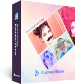 ApowerShow Personal License (Lifetime Subscription)