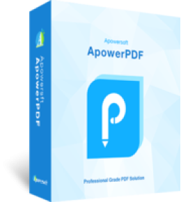Apowersoft PDF Compressor Personal License (Lifetime Subscription) Voucher Discount Offer