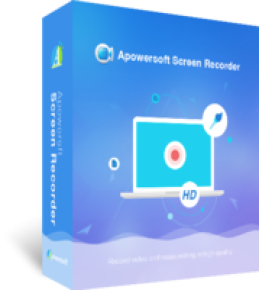 Voucher for Apowersoft Screen Recorder Pro Family License (Lifetime)