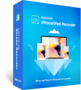 Apowersoft iPhone/iPad Recorder Family License (Lifetime)