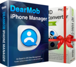 DearMob iPhone Manager (Family License) - 15% Voucher Code Offer