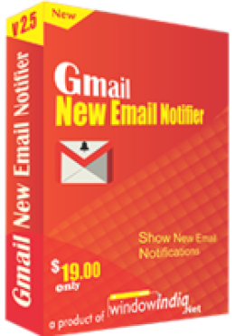 Gmail New Email Notifier