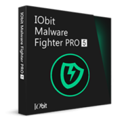 IObit Malware Fighter 5 PRO (1 year 3 PCs)- Exclusive